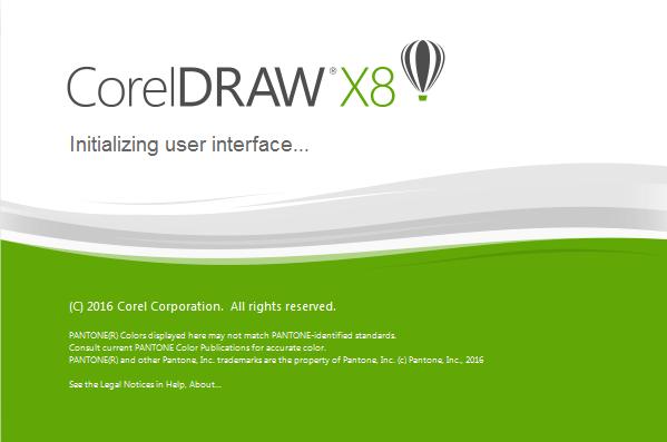 Coreldraw Graphics Suite X8 مدرسة المصممين