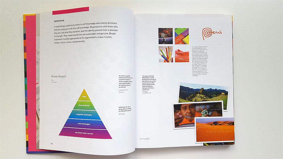 كتاب تصميم هوية العلامة pdf